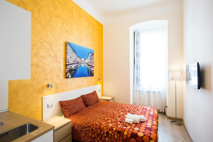 Double or Twin room in the centre of Trieste