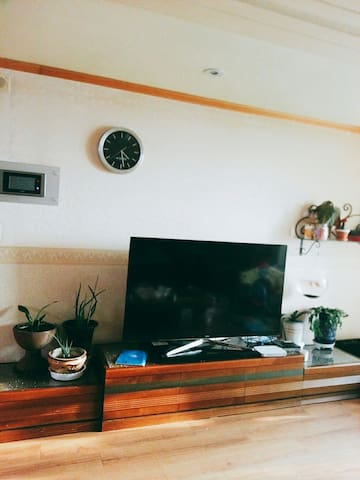 COMFY HOUSE SHARED WITH A BIG KOREAN FAMILY - Dongdaemun-gu - Apartament