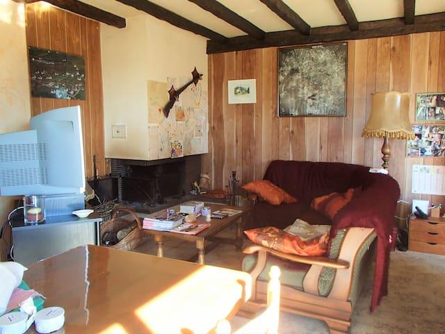 Belle maison familiale avec vue sur mer - Roscanvel - Huis