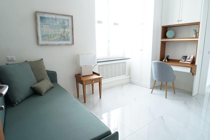 Villa Klaudia - charming house - Pietrarsa B