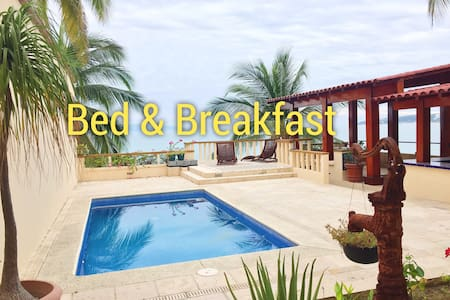 Bed&Breakfast- In a Beach mansion - Bucerias - Ev