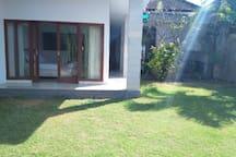 Private beachfront complex 2