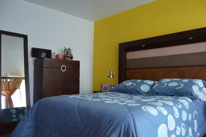 Habitación privada en Coyoacán