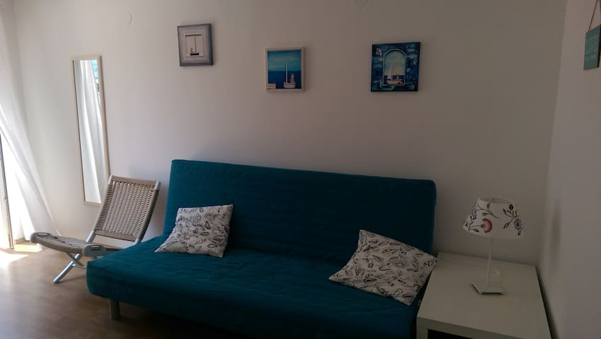 Love&live- 2 nice apartments with shared terrace - HR - Pis