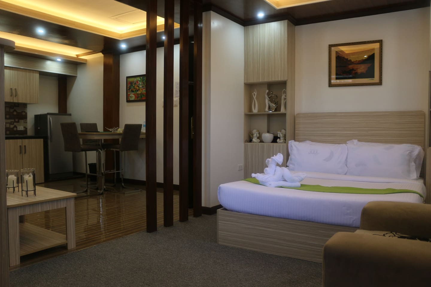 Cozy Suit Room @Nabas Aklan w/ AC and free parking