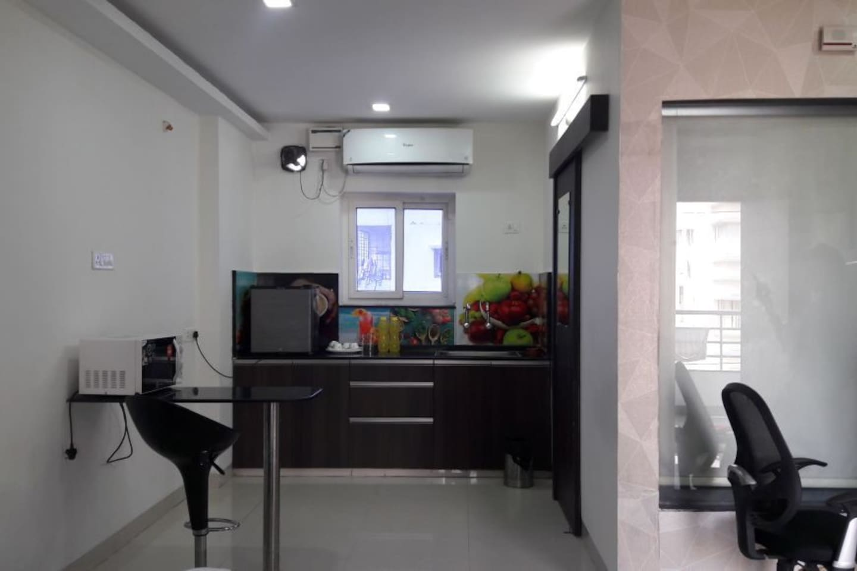 Book & stay at Pranava Nivas at furnished kondapur