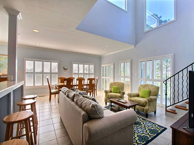 Perfect Property for Your Tybee Family Vacation! Quiet and Beautiful!!