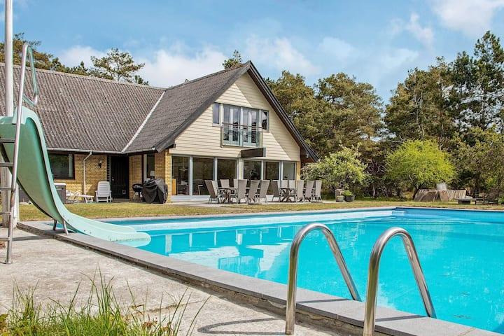 13 person holiday home in Sjællands Odde