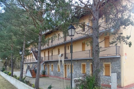 Apartamento rural en Los Pirineos - Guardiola de Berguedà - Appartement