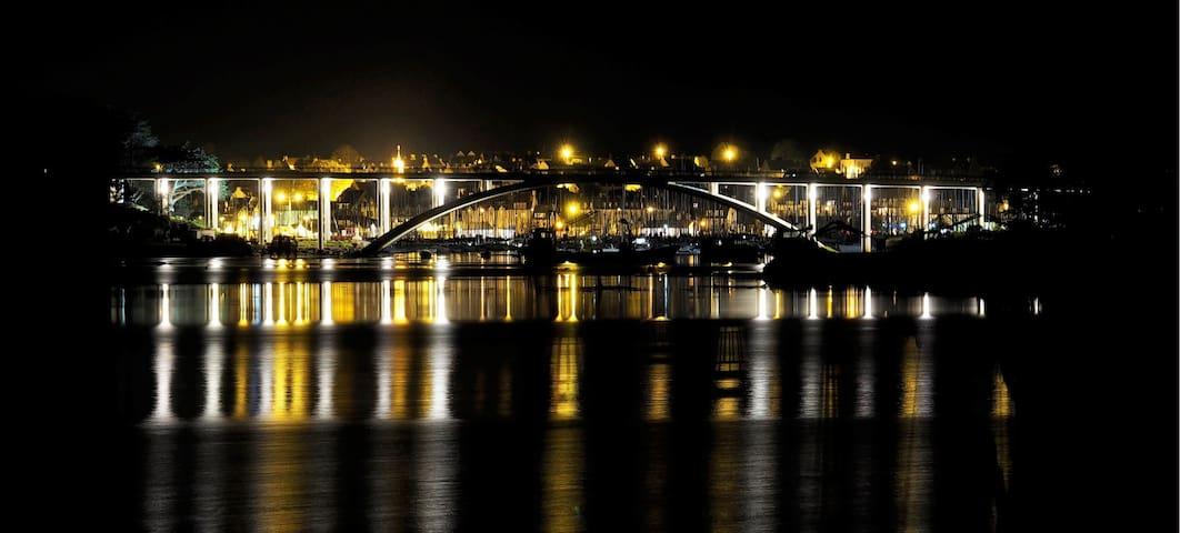 L' Appart' du port // Mer et Maisons Carnac