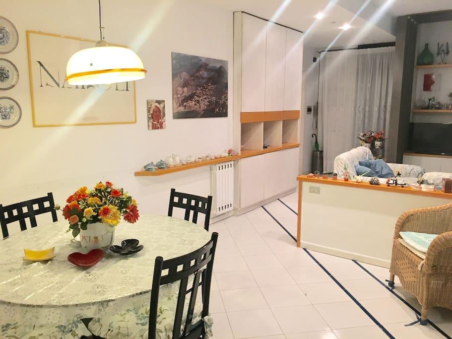 Casa magica con vista fantastica apartments for rent - Piano casa campania ...