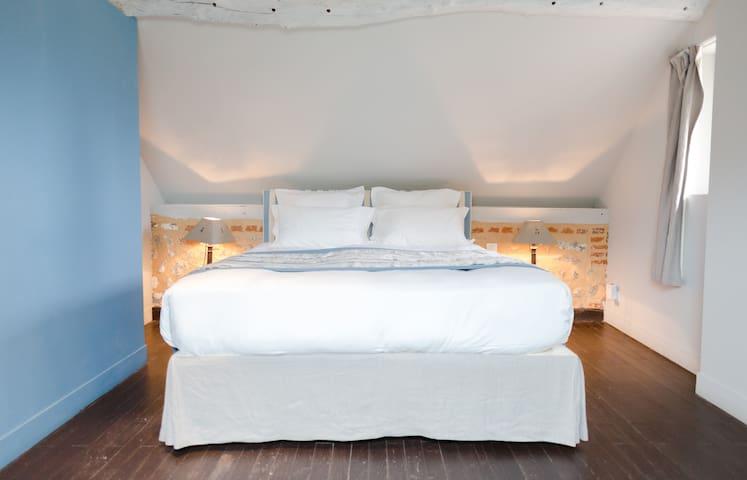 Honfleur belle chambre La voyage