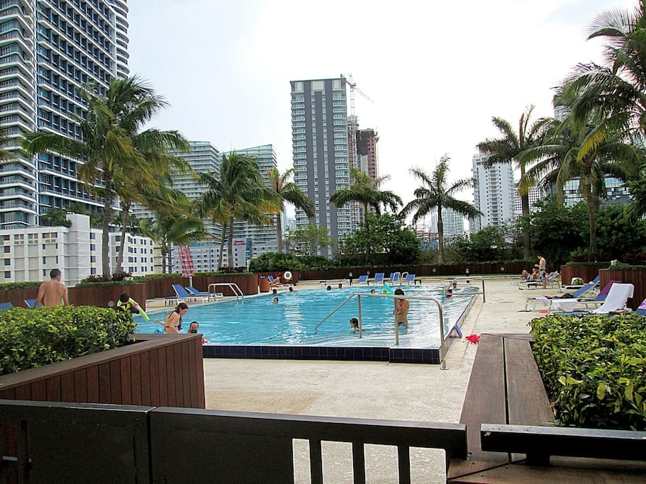 Furnished Suites 2br In Brickell Lic1302 Apartments For