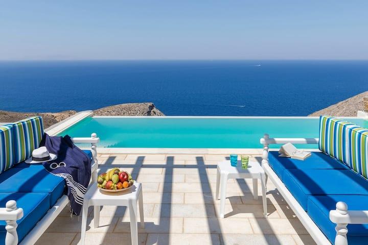 Baby Blue Villa Syros