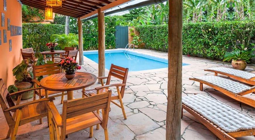 Relax tropical garden 200m ocean - Porto Seguro - Lägenhet