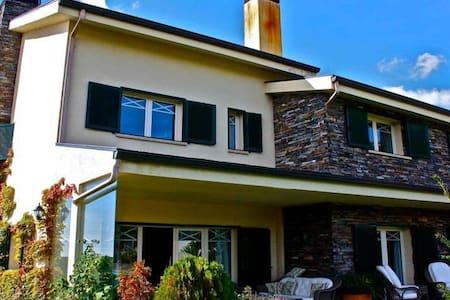 Villa privada en plena naturaleza - Hoyo de Manzanares - Casa