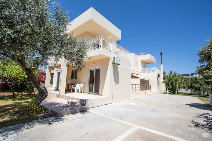 Villa Chelidonia Beach Afandou Rhodes
