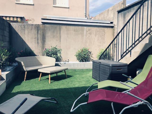 Centre de Poitiers Logement neuf  piscine terrasse