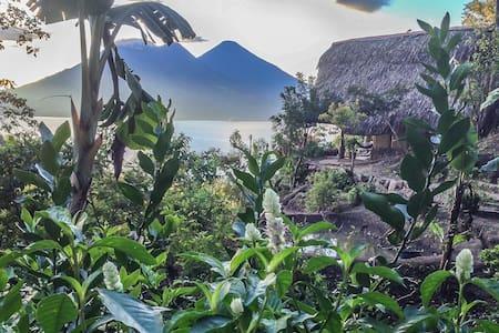 The Yoga Forest - Private Retreat - San Marcos La Laguna