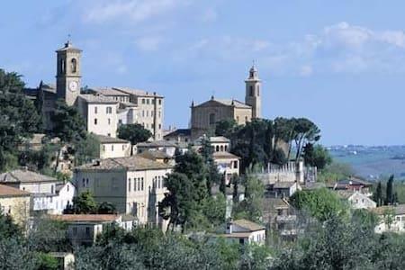 Ancona   La Collina delle Streghe - Castelbellino - Flat
