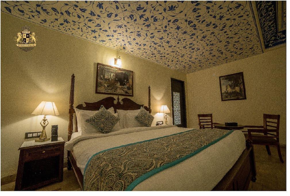 Haveli Room Bedroom