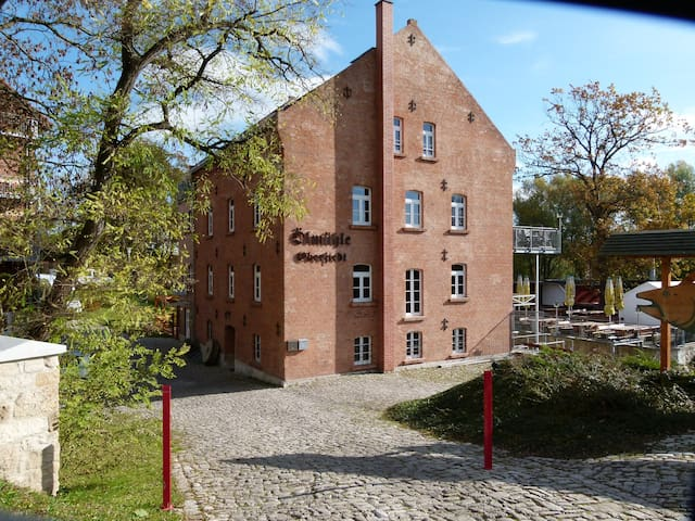 Penthouse apartment - Eberstedt - Appartement