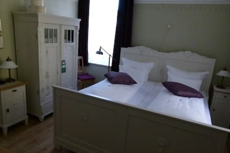 Double room in the historic mill - Eberstedt