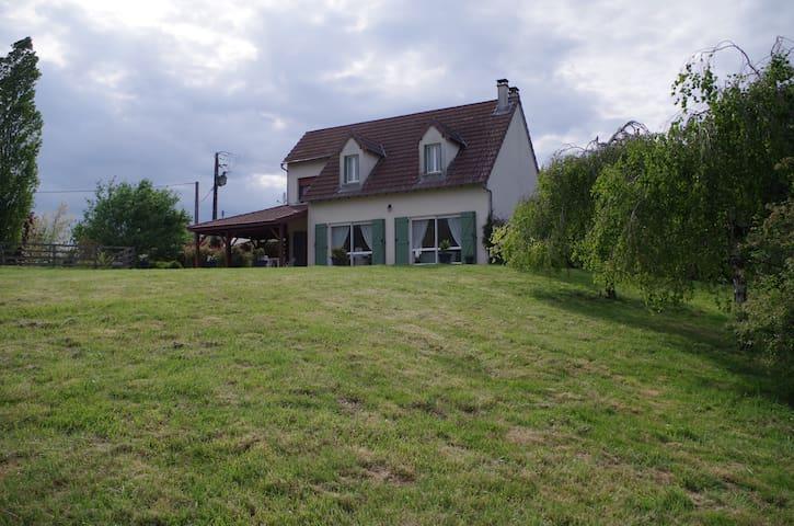 Le pavillon de Mont - Mont-et-Marré - Huis