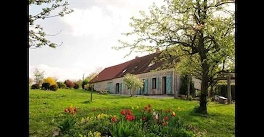 Cave cidricole-chambre d'hôtes(accueil paysans) - Millay - Wikt i opierunek