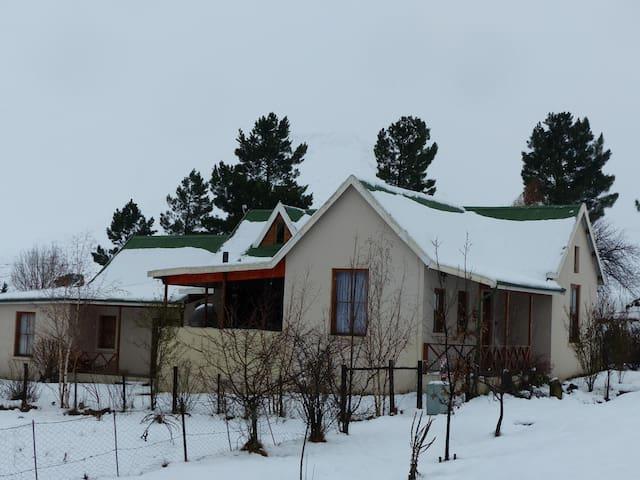Base camp Rhodes village