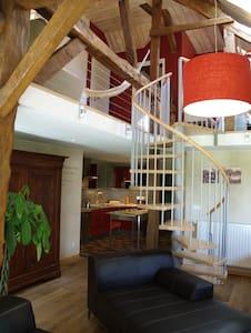 calme & confort ds Luxembourg belge - Appartement