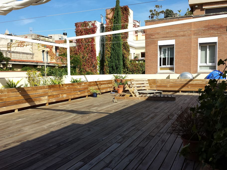Dachterrasse / Roof Top