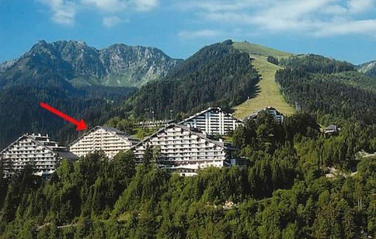 semaine estivale en montagne pour 6 - Torgon - Appartement