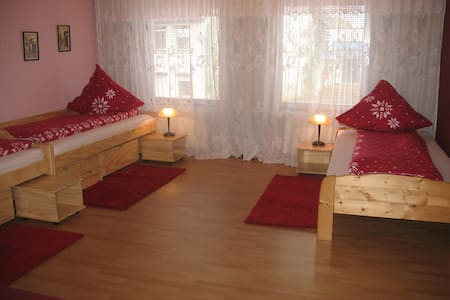 Holiday apartment 103m² Blieskastel - Blieskastel - Dům