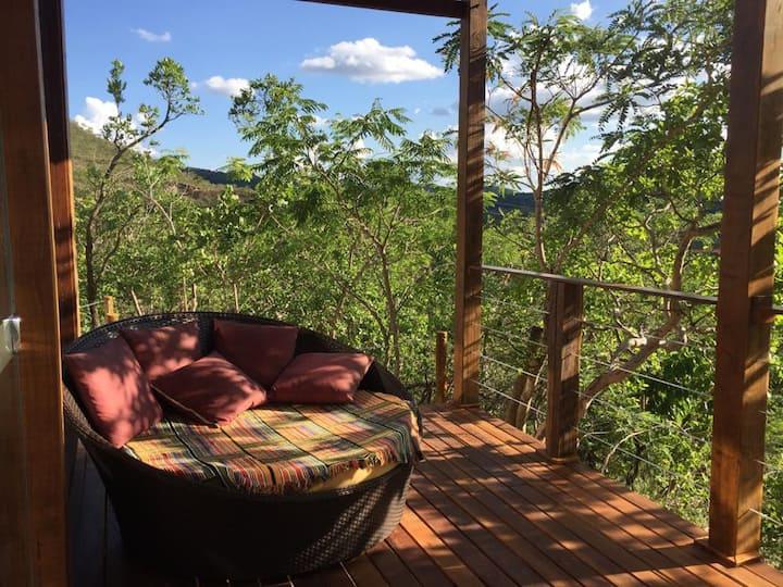 Mirante do Morro Velho - Conforto e natureza