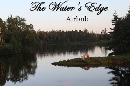 The Water's Edge Airbnb