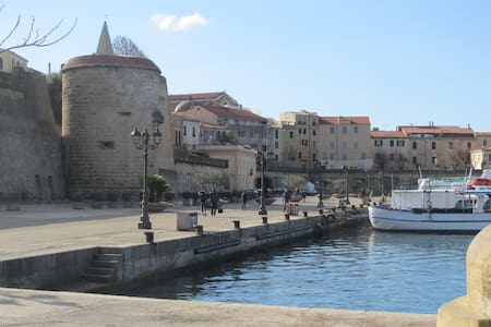 Small one bedroom apartment for 2 - Alghero