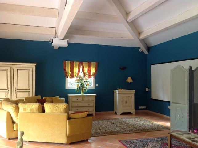 Loft @Le Puy-Sainte-Réparade - Le Puy-Sainte-Réparade - Loft