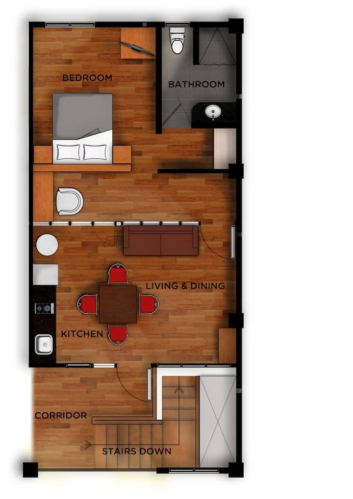 Alurnatura Apartment 1 - East
