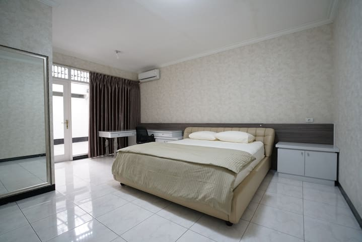 Luxurious Room in Heart of Bandung