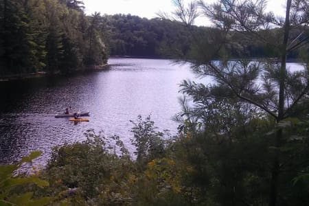 Stay in Rugged Haliburton Highlands - West Guilford