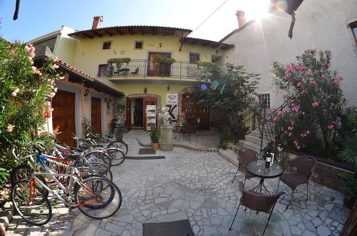 Apartment in a nice city Vipava - Vipava - Apartament