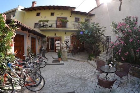 Apartment in a nice city Vipava - Vipava - Pis