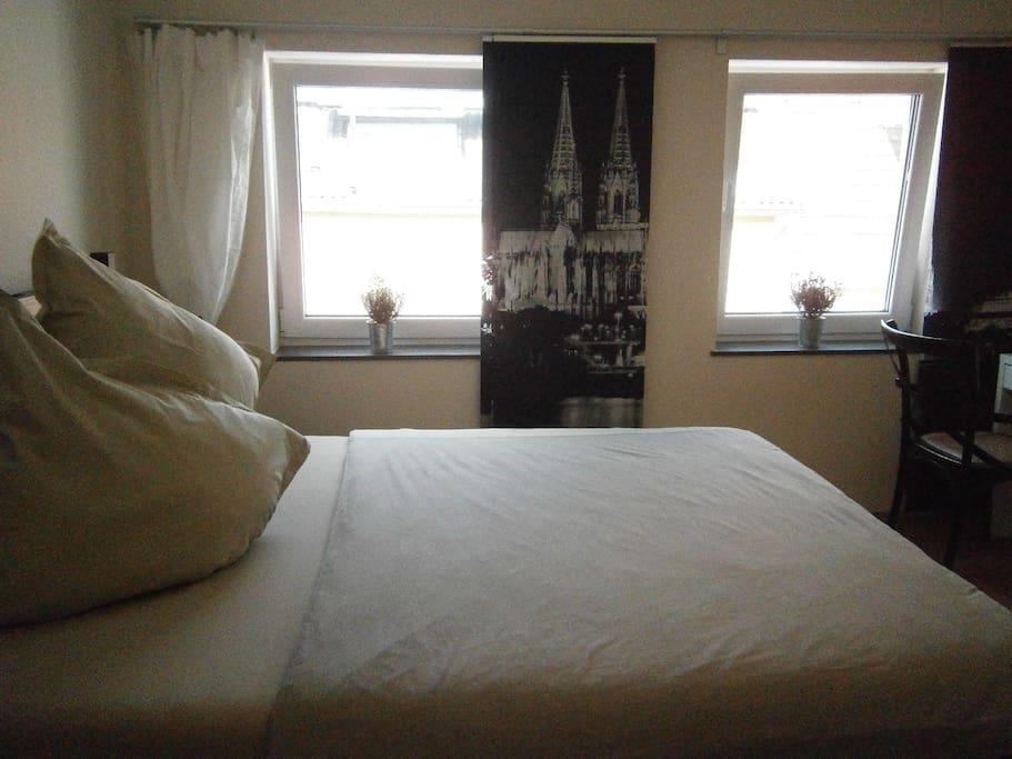 1 zimmer whg 3 zentral messen he wohnungen zur miete in k ln nordrhein westfalen deutschland. Black Bedroom Furniture Sets. Home Design Ideas