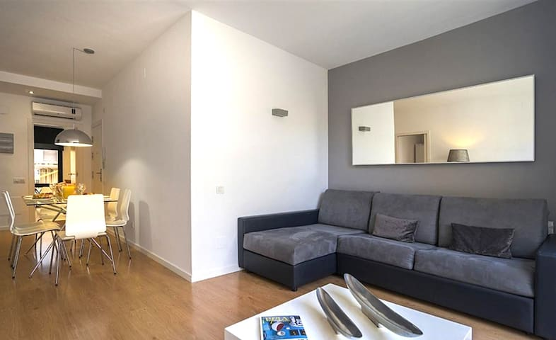 BEST II apartment, new and stylish with 2 bedrooms