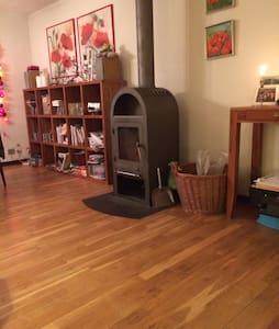 Stort lyst værelse i Hvalsø - House