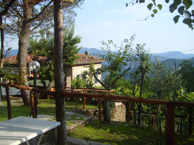 My house in Tuscany