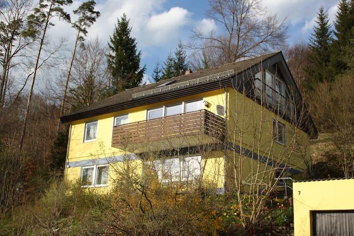 Ferienwohnung Schwäbische Alb - Burladingen - Lejlighed