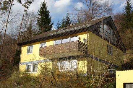 Ferienwohnung Schwäbische Alb - Burladingen - Apartament