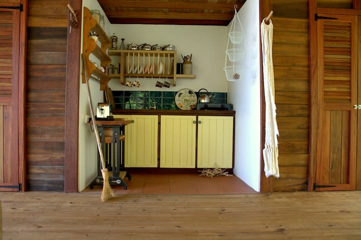The Kitchen of the Little House